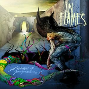"""In Flames - """"Sense of Purpose"""" - 2008 - CD Album"""
