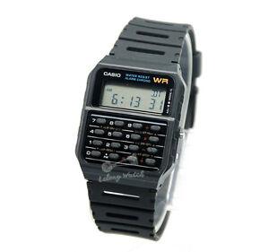 Casio-CA53W-1Z-Calculator-Watch-Brand-New-amp-100-Authentic