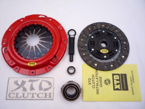 XTD STAGE 2 CLUTCH KIT 1994 1995 1996 1997 1998 1999 2000 MIATA MX-5 1.8L