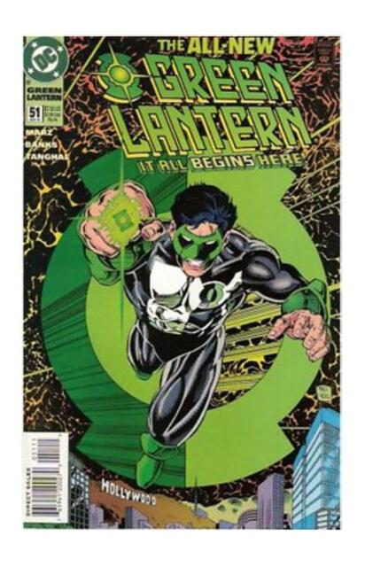 Image result for green lantern 51 title