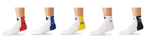 Lot 5 pairs assos skinweb cycling socks