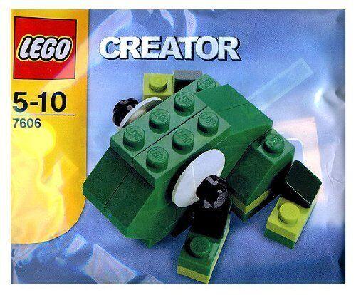 Lego Lego Lego Creator  Rana Set 7606 (embolsado) 1a0198