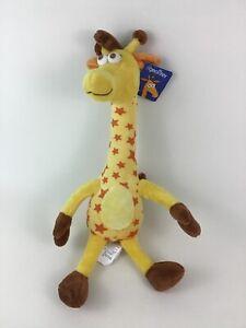 Toys R Us Geoffrey La Jirafa Amarillo 18 Peluche Peluche Juguete Nuevo Con Etiquetas 2017 Ebay