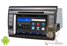 AUTORADIO GPS FIAT BRAVO ANDROID LCD FULL HD ANDROID PURE WIFI USB  RDS CANBUS