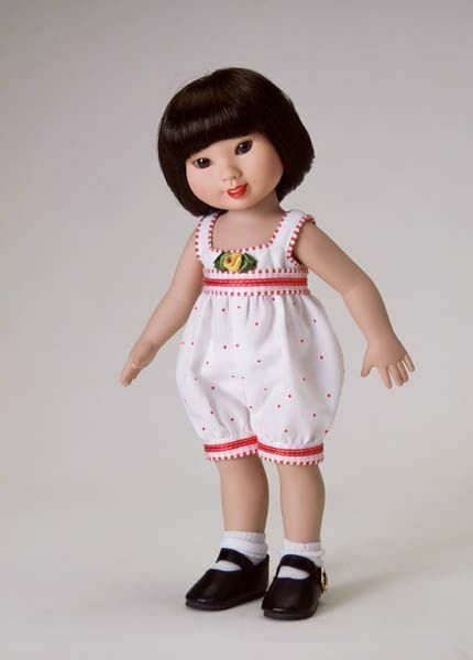 Tonner Doll Co Mary Engelbreit Gracie Basic Cherries Doll 10  Asian ME3201 NEW