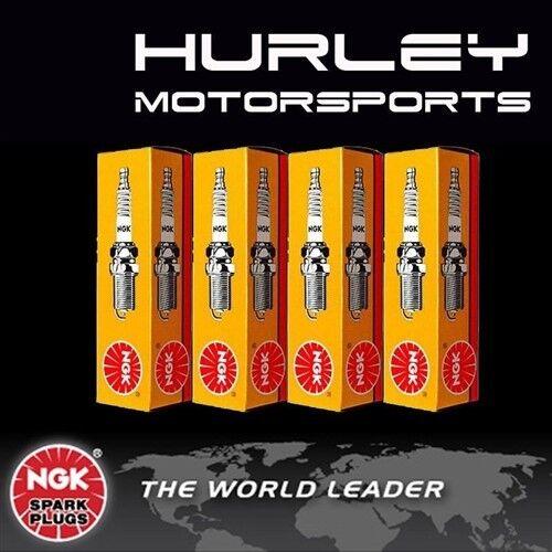 NGK Standard Spark Plugs Qty 4 Stock #5921 Screw Tip BM6A