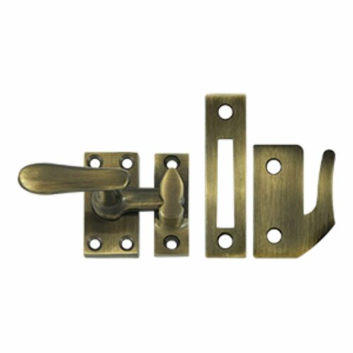 large casement window latch solid cast brass many hard to find finishes NEW
