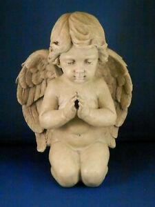 Cherub-Garden-Figurine-Kneeling-9-1-2-034-high-42526A