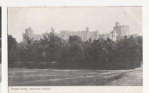 Windsor Castle North Front Postcard A772 - Malvern, United Kingdom - Windsor Castle North Front Postcard A772 - Malvern, United Kingdom