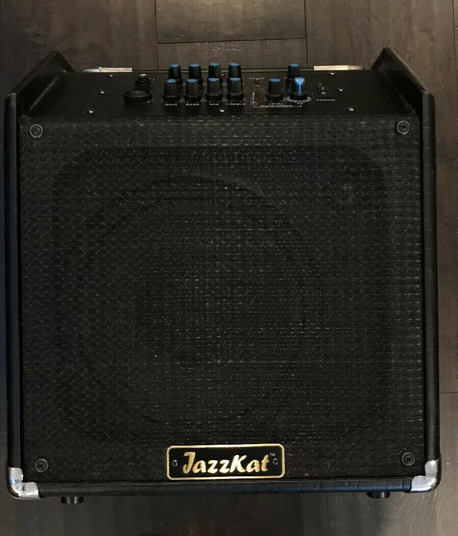 Jazzkat Acoustikat Amp - Made In USA