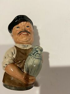 Royal Doulton Albert Sagger The Potter D.6745 Toby Jug