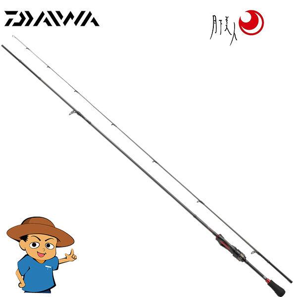 Daiwa GEKKABIJIN AIR AGS  79L-S Light 7'9  fishing spinning rod pole from Japan  will make you satisfied