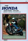 Honda CB650 Fours, 1979-82: Clymer Workshop Manual by E. Scott (Paperback, 1983)