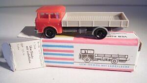 """07 090 Permot """"skoda S 706 Pick-up (cabines Rouge)""""-afficher Le Titre D'origine Produits Vente Chaude"""