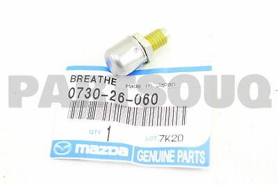 073026060 Genuine Mazda BREATHER 0730-26-060