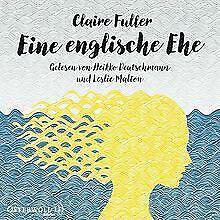 Eine-englische-Ehe-8-CDs-von-Fuller-Claire-Buch-Zustand-gut