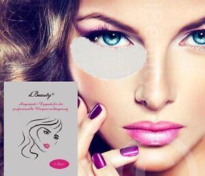 Augen-Pads-1-1000-Wimpernverlaengerung-Lashes-Eyepads-Wimpernpads-Augenpads