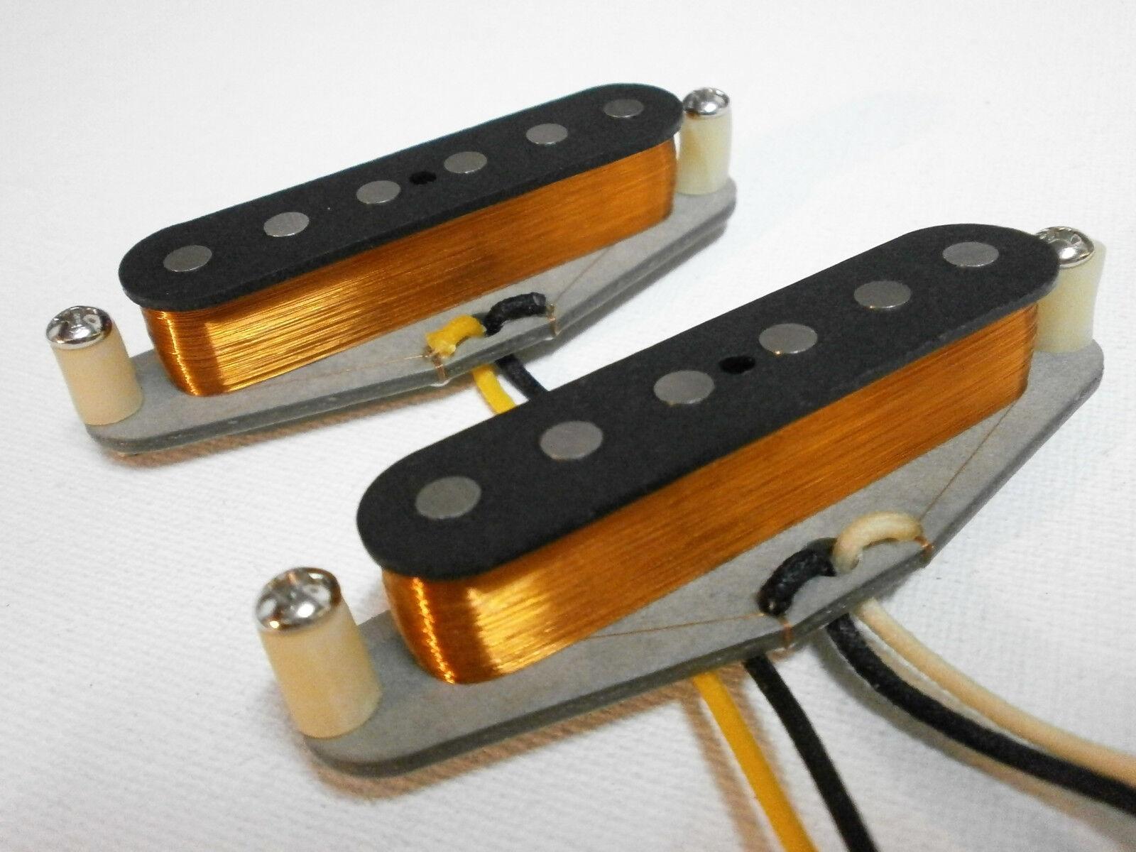 Mustang Guitarra De colección colección colección Conjunto de recogida correcto de 1964 A5 Fender Duosonic mano herida Q 02075e