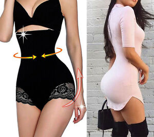 063de0d03 Image is loading Slimming-Pants-Girdle-Body-Shaping-Underwear-Slimming-Aid-