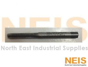 HSS Right Hand 12-28UNF Plug Tap Die Threading Tool for Machine UNF 12-28