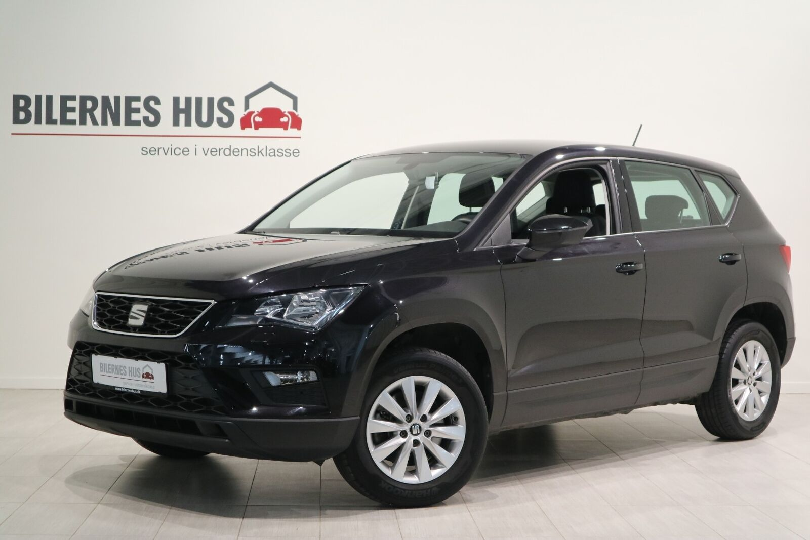 Seat Ateca 1,0 TSi 115 Reference - billede 0