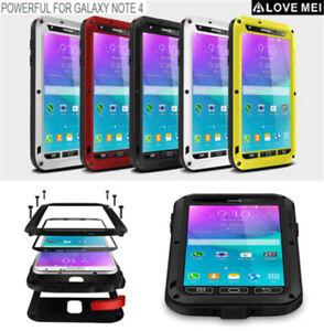 LoveMei-Gorilla-Glass-Shockproof-Metal-Armor-Case-for-iPhone-Samsung-SonyHuawei
