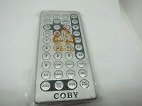 Coby Tfdvd5000 Portable Dvd Player Remote Tfdvd560, Dvd209, Dvd419, Tfdvd7000