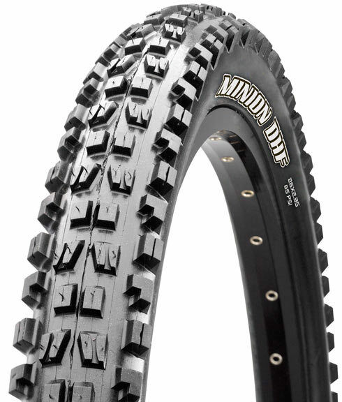 Maxxis Minion DHF Front 3C EXO Tubeless Ready Mountain Bike MTB Tire 26 x 2.3