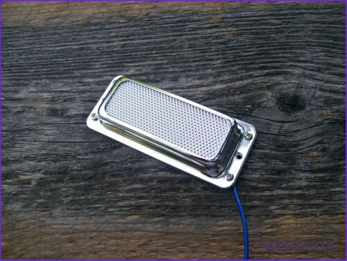 EZPZ GUITAR PARTS Harmony Silver Foil Pickup 60/'s Silvertone N Teisco style
