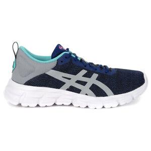 ASICS Women's Gel-Quantum Lyte Running Shoes Blue/Sheet Rock 1022A110.401 NEW