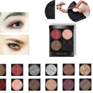 4-Colors-Eyeshadow-Matte-Cosmestic-Glitter-Makeup-DIY-Shimmer-eye-shadow