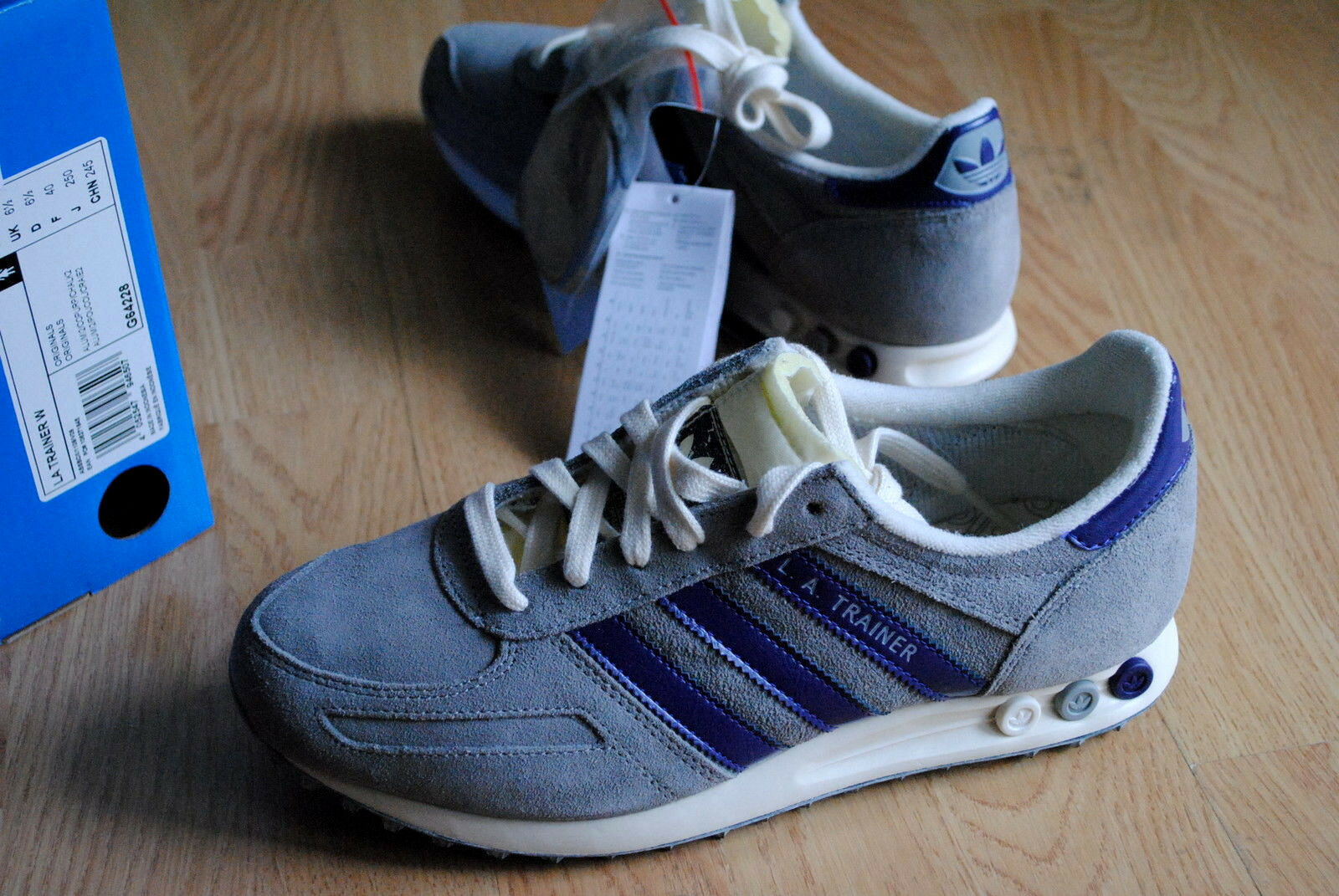 Adidas La Trainer W 36 37 38 38,5 39 40 Vintage Zx Flux Superstar Los Angeles