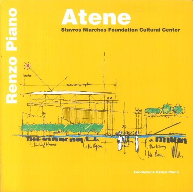 Renzo Piano. Atene - [Fondazione Renzo Piano]