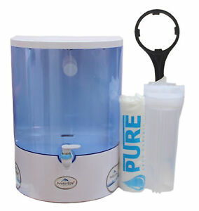 Dolphin  RO+Alkaline Water Purifier.. Free Gift With Product Worth Rs 2040/-
