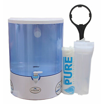 Dolphin Ro+UV+Mineral Water Purifier With Free 3Spun filter