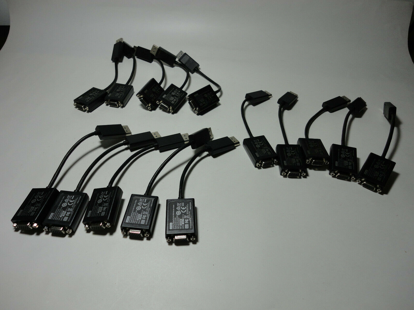 57Y4393 Renewed Lenovo DisplayPort to VGA Analog Monitor Cable