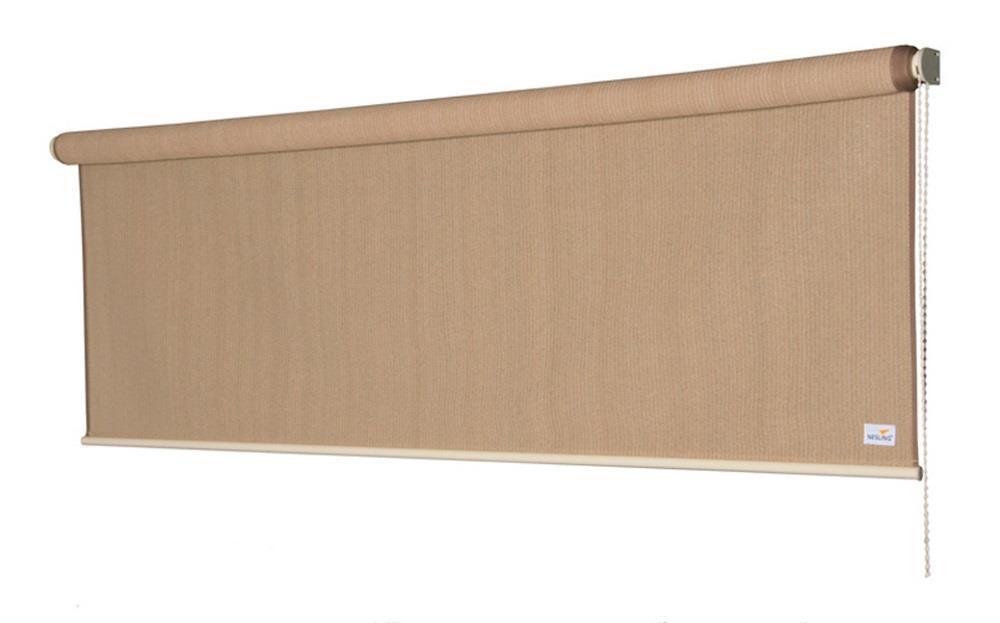Nesling Coolfit Rollo Sonnenschutz wasserdurchlässig 1,48 x 2,40 m Sand