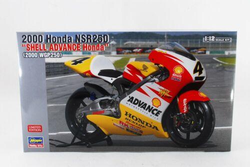Hasegawa 2000 Honda NSR250 Shell Advance Honda 2000 WGP250 FJM