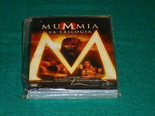 LA MUMMIA TRILOGIA COFANETTO 3 DVD