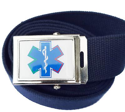 Nuova Cintura PERSONALIZZATA Volontariato Sanità Militare 118 Soccorritore