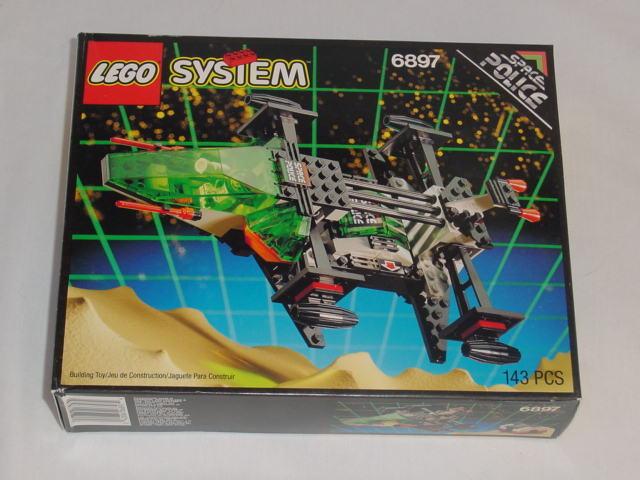 fino al 60% di sconto LEGO LEGO LEGO 6897 - Cacciatore ribelle  online al miglior prezzo