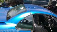 PEUGEOT 206 CC - Folding convertible roof - BLUE