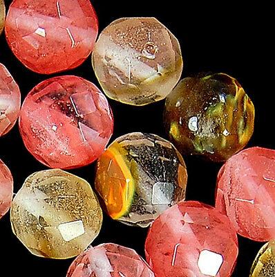 what is volcano cherry quartz