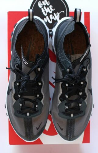 Black Nike 4 5 Anthracite React 5 Aq1090 Element 36 New Us 001 5 Grey Uk 3 87 ttqB1Rwr