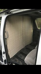 Luxury center curtain rear curtain For E51 nissan Elgrand ( night camping nap )