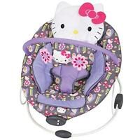 Baby Trend Bouncer, Hello Kitty Flower Dance, New, Free Shipping