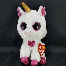 Ty Beanie Boos 2019 Cherie Valentine Unicorn 6 Inch Small for sale ... 41bc19aa1d49