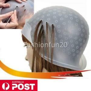 Salon-Hairdressing-Silicone-Reusable-Hair-Highlighting-Tinting-Streaking-Cap