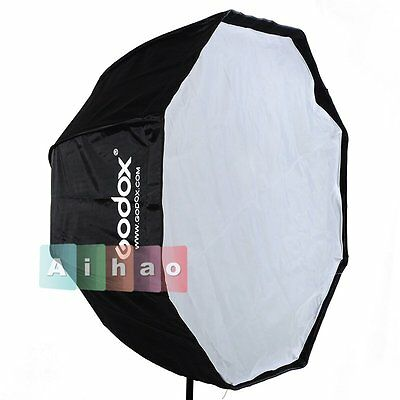 "Godox 32"" 80cm Octagon Umbrella Flash Softbox Studio Reflector For Speedlite"
