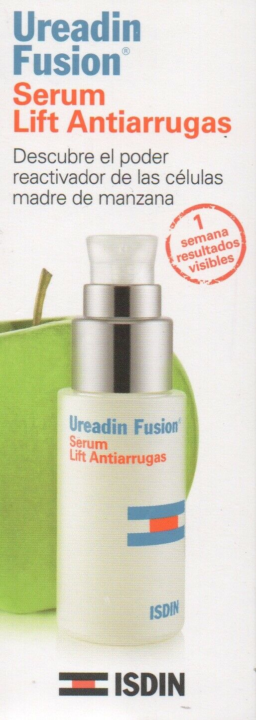 Isdin Ureadin Fusion Antiwrinkle Lift 30ml Boost Your Skin Regenerative Ca For Sale Online